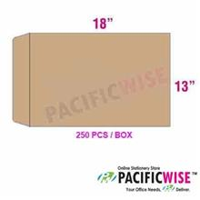 Giant Brown Envelope  13inch x 18inch