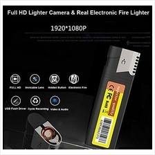 M8 HD1080P Lighter Camera Spy Hidden Camera Video Recorder