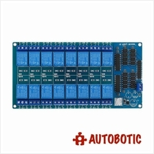 16 Channel Relay Module With Opto-Isolator (5V)