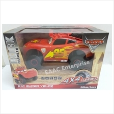 2.4GHz 4 Wheels Remote Control RC Lightning Mcqueen 95 Sports Cars