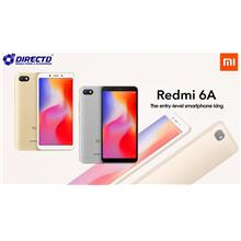 XIAOMI REDMI 6 (5.45 FULLView) ORIGINAL set by XIAOMI MALAYSIA