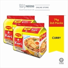 MAGGI 2-MINN Curry 5 Packs 79g x2 Multipacks