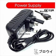 5V 2.5A Micro USB Power Supply Adapter for Arduino