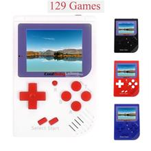 Gameboy Retro Mini Game Console 8 bit 2.0 inch LCD Color Built-in 129