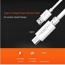 Rock USB Type C Cable 5A 3A Charge Sync USB C Fast Charging