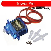 Arduino Tower Pro 9g SG90 Plastic Gear Micro Servo Motor with parts