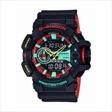 Casio G-Shock Ana-Digit Big Rotary Sport Watch GA-400CM-1ADR