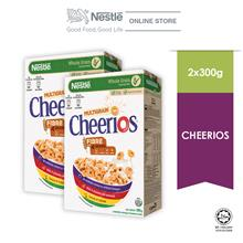 NESTLE CHEERIOS Cereal Large Box 300g x2 boxes