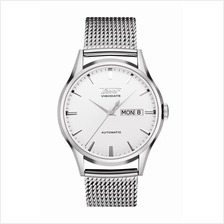 TISSOT T019.430.11.031.00 HERITAGE VISODATE Automatic silver index