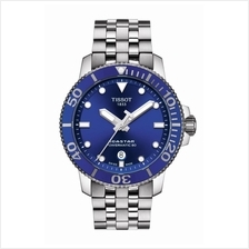 TISSOT T120.407.11.041.00 SEASTAR 1000 Powermatic 80 blue index