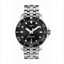 TISSOT T120.407.11.051.00 SEASTAR 1000 Powermatic 80 black index