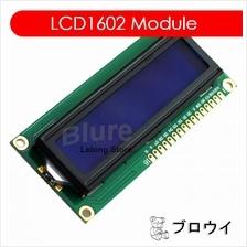 Arduino Serial IIC I2C LCD 1602 (16x2) Liquid Crystal Display Module