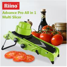 Riino Multi Slicer Stainless Steel Advanced Pro All In One Function