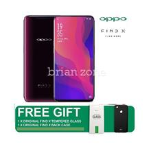 Pre Order oppo Find X 8GB/256GB ETA 6th Aug + free gifts - red