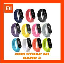 Xiaomi Mi Band 3 Strap With Silicone Smart Wristband