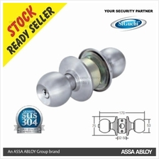 St Guchi Entrance SGCD 4000 Cylindrical Lock Knob
