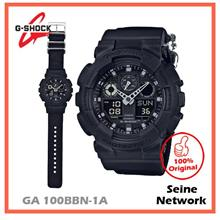 CASIO G-SHOCK GA-100BBN-1A WATCH [ORIGINAL]