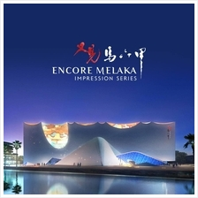 Encore Melaka Impression City Malacca Theater Concert E-Ticket