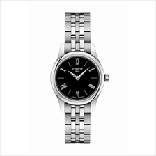 TISSOT T063.009.11.058.00 TRADITION 5.5 Lady black roman index