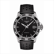 TISSOT T106.407.16.051.00 V8 SWISSMATIC black index
