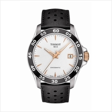 TISSOT T106.407.26.031.00 V8 SWISSMATIC silver index