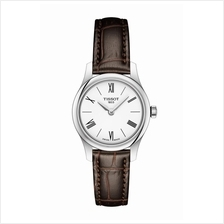 TISSOT T063.009.16.018.00 TRADITION 5.5 Lady white roman index