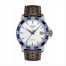 TISSOT T106.407.16.031.00 V8 SWISSMATIC silver index