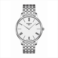 TISSOT T063.409.11.018.00 TRADITION 5.5 white roman index