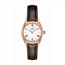 TISSOT T063.009.36.018.00 TRADITION 5.5 Lady white roman index