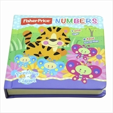 Fisher-Price Padded Board Book: Numbers