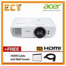 Acer Home H7850 4K UHD (3840x2160) 3000 Lumens Projector for Home