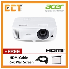 Acer Essential P1250 XGA (1024x768) 3600 Lumens Projector for Business