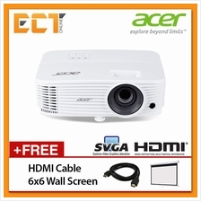 Acer Essential P1150 SVGA (800x600) 3600 Lumens Projector for Business