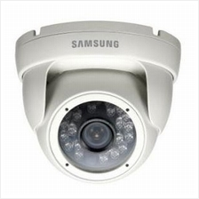 SAMSUNG SCD-2021R HIGH RESOLUTION 650TVL SMALL IR DOME CAMERA
