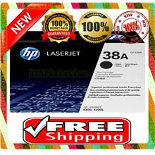 NEW HP 38A / Q1338A Toner 4200 (FREE SHIPPING)
