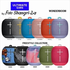 Ultimate Ears UE Wonderboom FREESTYLE Wireless Bluetooth Portable Speaker Audi