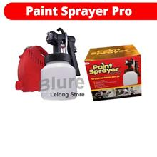 Original Paint Zoom / Sprayer Pro Electric 3 Way Spray Gun DIY (RED)