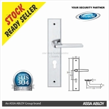 ST Guchi SGLHP 5152 Lever Handles With Plate