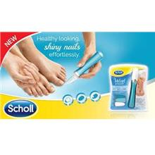 Scholl Shiny Nails - Electronic Nails Care System