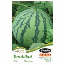 K72 WATER MELON BIJI VEGETABLE SEED  BIJI BENIH  TEMBIOKAI