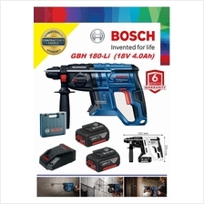 Bosch GBH 18V 4.0Ah Compact Cordless Rotary Hammer