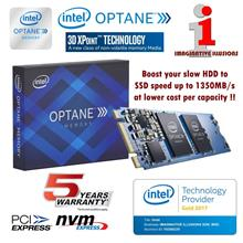 Intel Optane 32GB M.2 2280 PCIe NVMe (Boost HDD speed up to 1350MB/s)