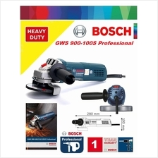 Bosch GWS 900-100 S (4') Variable Speed Angle Grinder