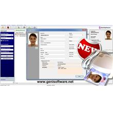MyKad Reader with Database, Smart Card & Passport - Advanced Printing