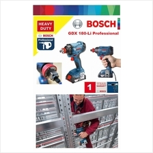 Bosch GDX 18V Cordless 2in1 Impact Driver/Wrench