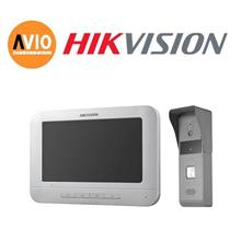Hikvision DS-KIS203 4 wire Analog Weatherproof Video Intercom