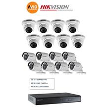 Hikvision 1MP 16Ch C0T Package C 720P HD CCTV