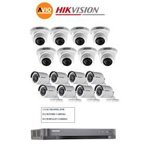 Hikvision 2MP 16Ch D0T Package C 1080P Full HD CCTV