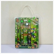 10pcs Stationery Set In A Bag