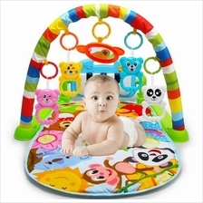 Baby Toys Colourful Musical Play Gym Playgym Play Mats Playmat - Anima